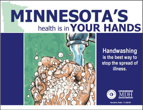 Hand-washing Stations and Food Safety Certification MN