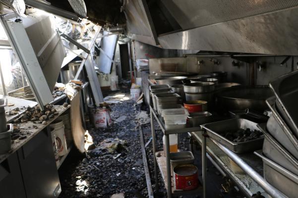 Minnesota Certified Food Managers Alert: For Restaurant Fire Hazards