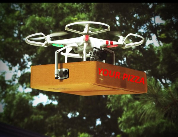 delivery drones and nfsrp standards