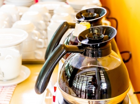 Coffee Pot Sanitation and Safe Food Handling Practices
