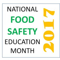 Food Safety Month and the Certified Food Manager