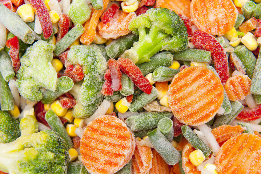 ServeSafe Food Safety Managers and Contaminated Frozen Vegetables