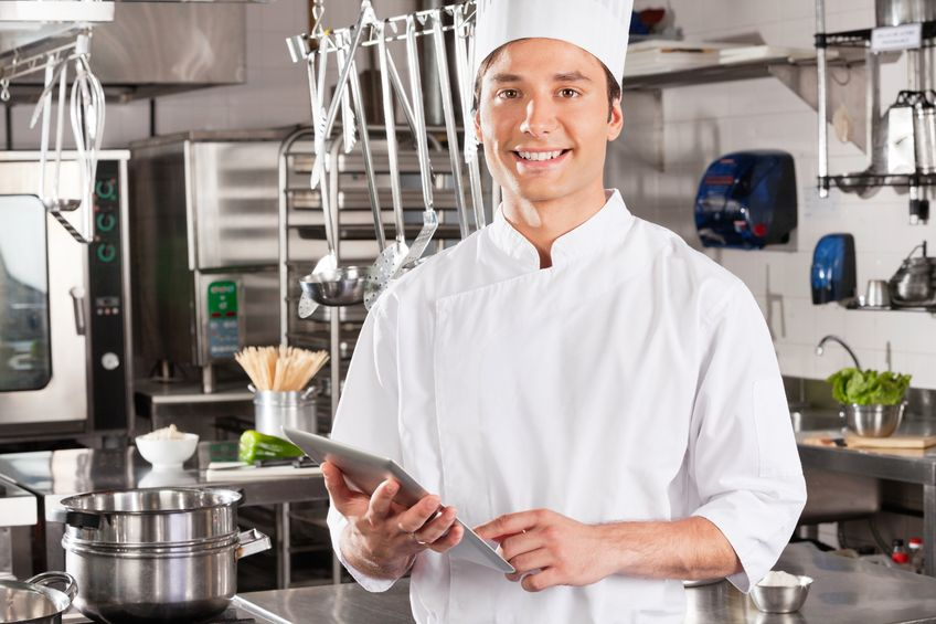 Certified Food Managers and Touch Screen Devices