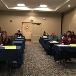 Retaking the Food Safety Certification Exam