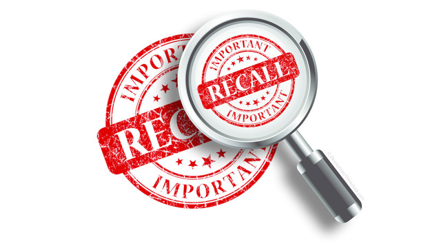 Certified Food Manager and Major Recalls