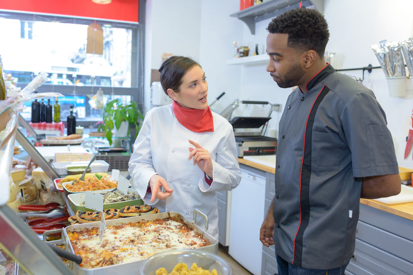Food Safe Training Classes for Summer Hires