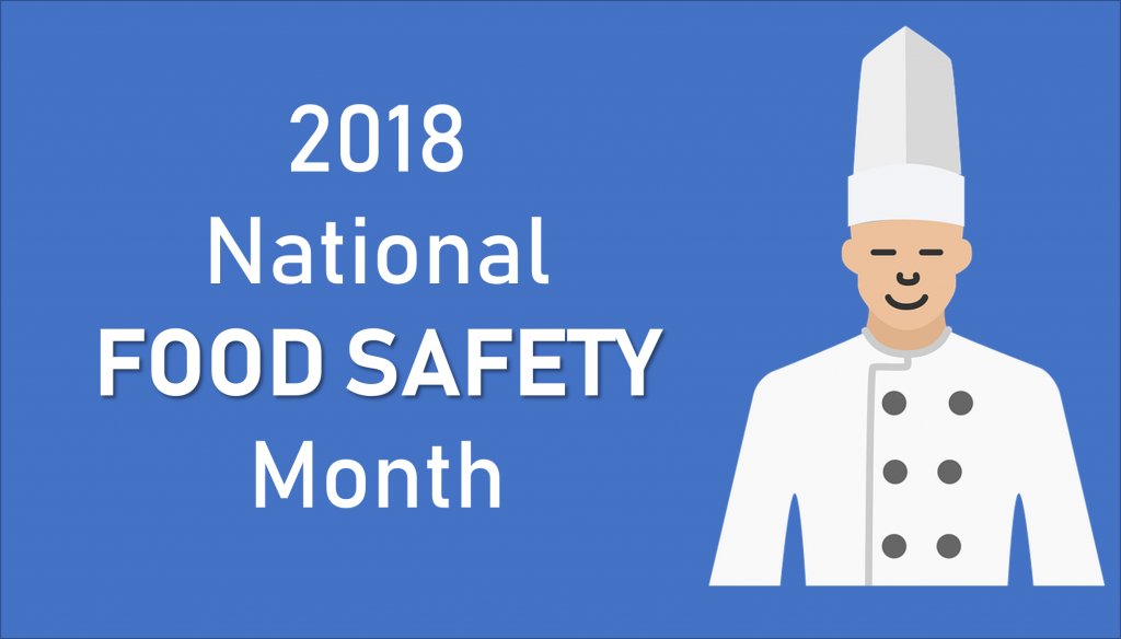 Food Safety Classes and Food Safety Month