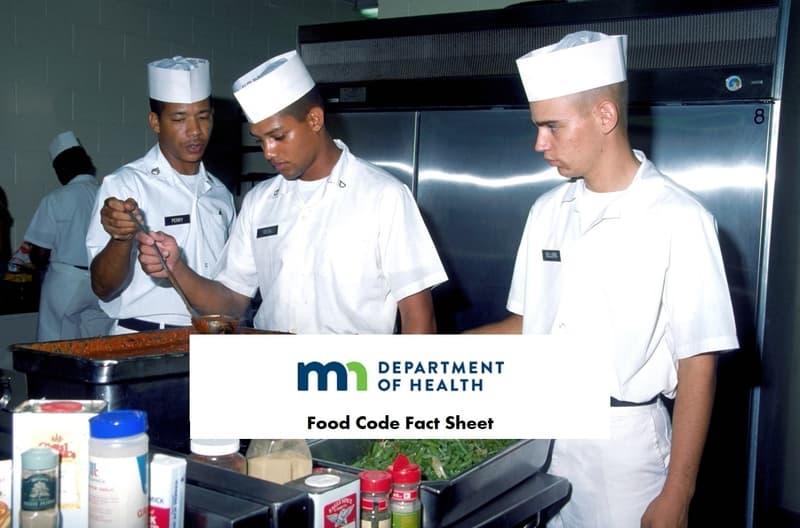 MN Food Code Fact Sheet