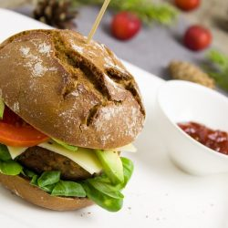 Certified Food Protection Managers and Meatless Burgers
