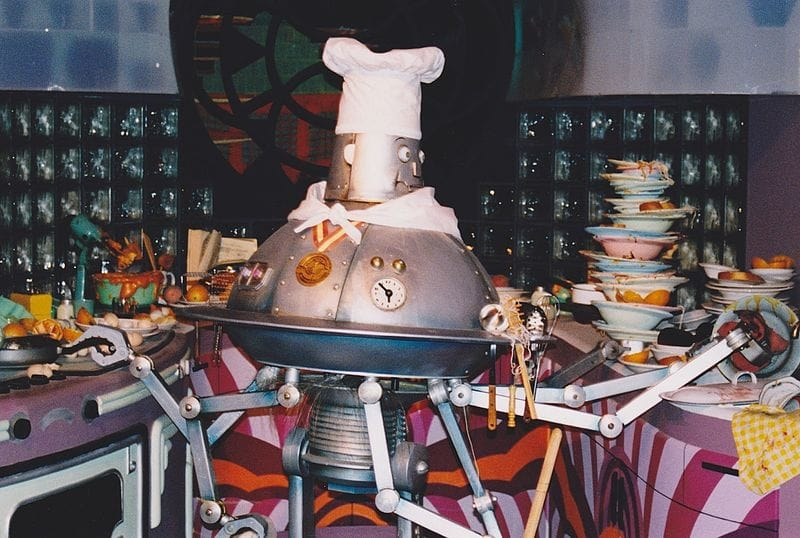 Food Safety Standards for Automated Restaurants